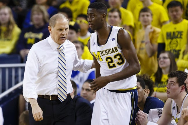Michigan vs. Northwestern - 1/17/15 College Basketball Pick, Odds, and Prediction