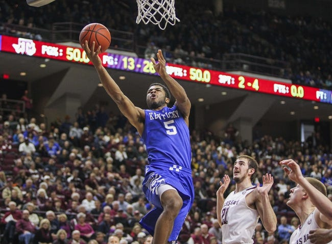 Kentucky vs. Missouri - 1/13/15 College Basketball Pick, Odds, and Prediction