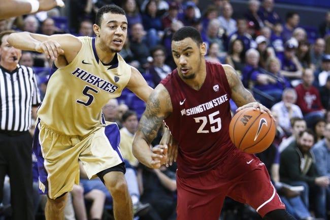 Washington State vs. Washington - 2/22/15 College Basketball Pick, Odds, and Prediction