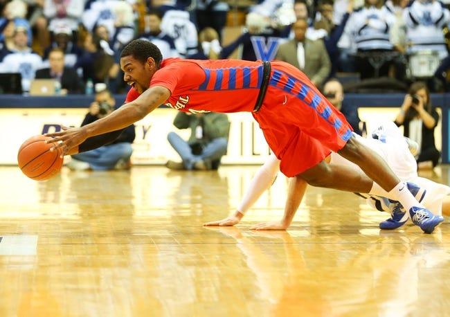 DePaul vs. St. John's - 1/18/15 College Basketball Pick, Odds, and Prediction
