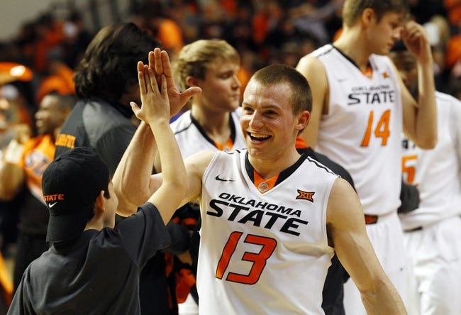 Oklahoma State vs. Texas Tech - 1/21/15 College Basketball Pick, Odds, and Prediction