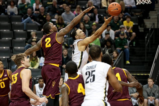 Arizona State vs. Utah - 1/15/15 College Basketball Pick, Odds, and Prediction