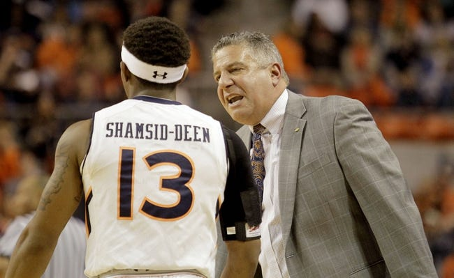 Florida vs. Auburn - 1/15/15 College Basketball Pick, Odds, and Prediction