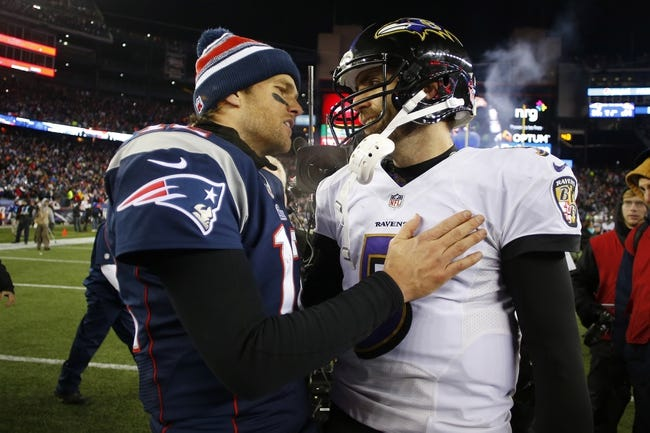 New England Patriots vs. Baltimore Ravens - 12/12/16 NFL Pick, Odds, and Prediction
