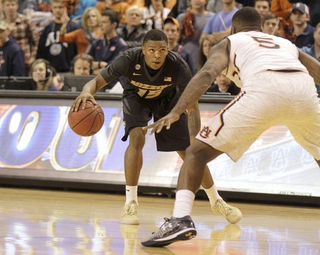 Missouri vs. Tennessee - 1/17/15 College Basketball Pick, Odds, and Prediction
