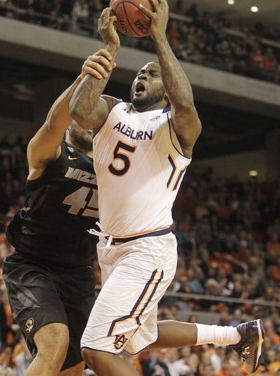 Auburn vs. South Carolina - 1/17/15 College Basketball Pick, Odds, and Prediction