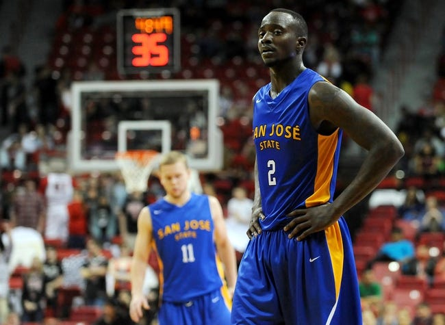 San Jose State Spartans vs. Colorado State Rams - 1/17/15 College Basketball Pick, Odds, and Prediction