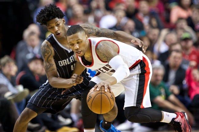 Magic vs. Trail Blazers - 3/20/15 NBA Pick, Odds, and Prediction