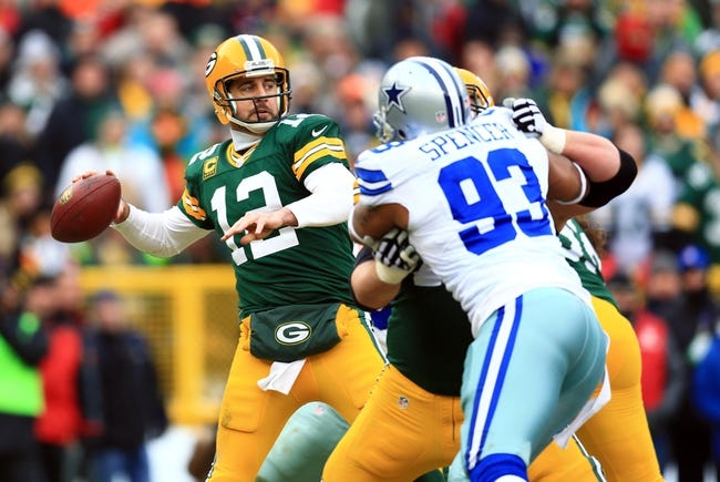 Dallas Cowboys at Green Bay Packers NFL Playoffs Score, Recap, News and Notes