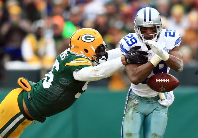 Top Ten Most First Downs of the 2014 NFL Season (By Player)