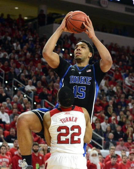 Duke Blue Devils vs. Miami Hurricanes - 1/13/15 College Basketball Pick, Odds, and Prediction