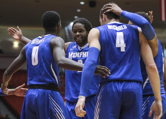 Memphis Tigers vs. Cincinnati Bearcats - 1/15/15 College Basketball Pick, Odds, and Prediction