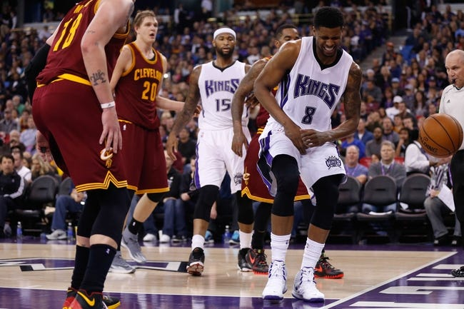 Cavaliers vs. Kings 1/30/15 -  NBA Pick, Odds, and Prediction