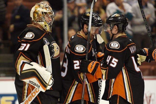 Winnipeg Jets at Anaheim Ducks- 4/16/15 NHL Pick, Odds, and Prediction