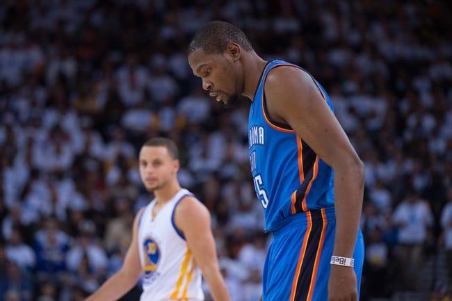 Warriors vs. Thunder - 2/6/16 NBA Pick, Odds, and Prediction