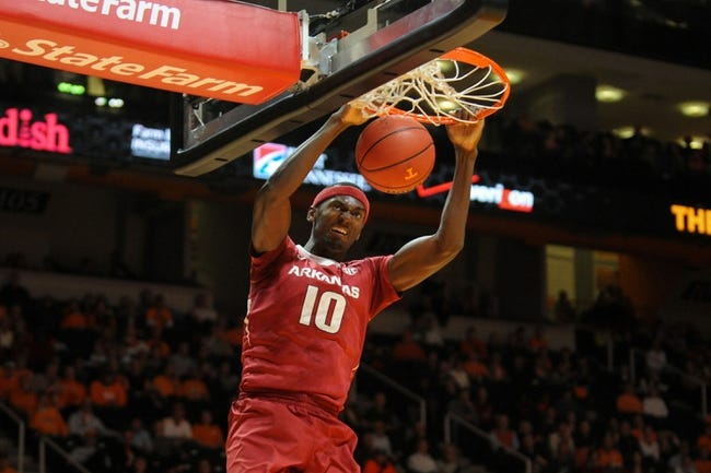 Arkansas vs. Alabama - 1/22/15 College Basketball Pick, Odds, and Prediction