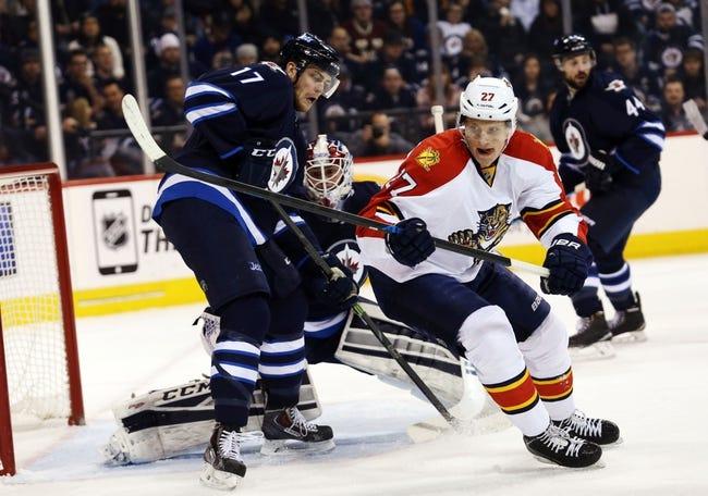 Florida Panthers vs. Winnipeg Jets - 3/12/15 NHL Pick, Odds, and Prediction