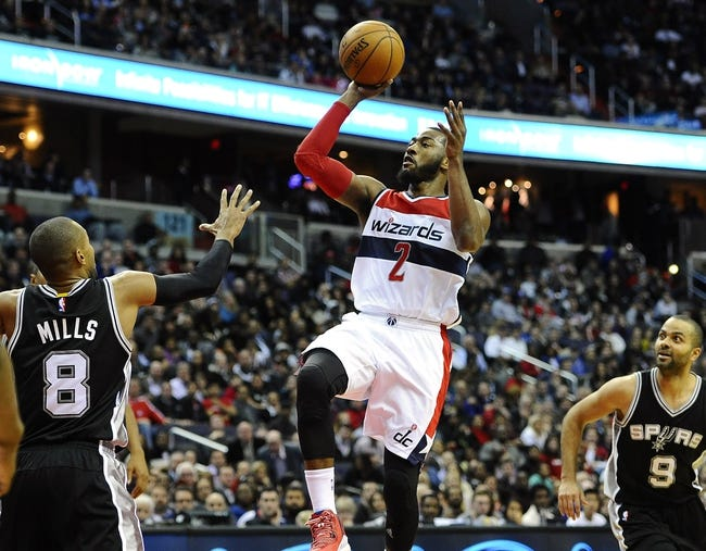 Spurs at Wizards - 11/4/15 NBA Pick, Odds, and Prediction