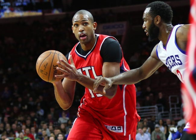 Atlanta Hawks vs. Philadelphia 76ers - 1/31/15 NBA Pick, Odds, and Prediction
