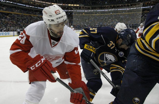 Detroit Red Wings vs. Buffalo Sabres - 1/18/15 NHL Pick, Odds, and Prediction