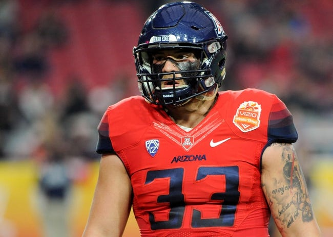 Power Ranking Top 10 College Football Linebackers For 2015 Season