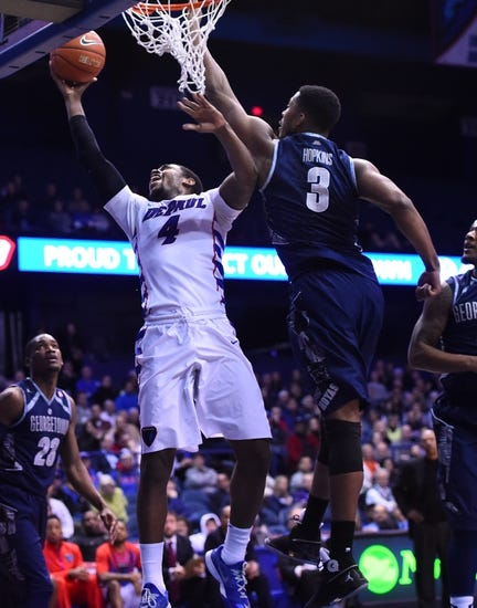 Georgetown vs. DePaul - 2/21/15 College Basketball Pick, Odds, and Prediction