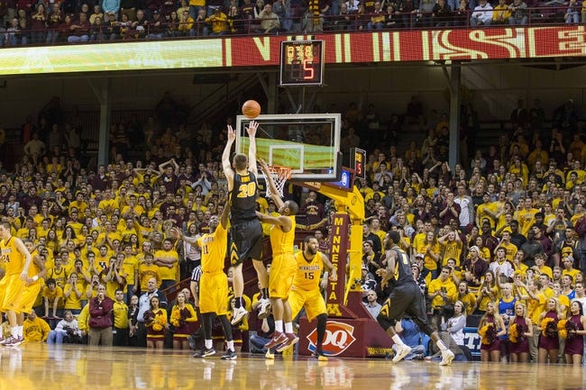 Iowa vs. Minnesota - 2/12/15 College Basketball Pick, Odds, and Prediction