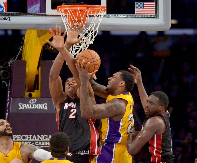 Heat vs. Lakers - 3/4/15 NBA Pick, Odds, and Prediction
