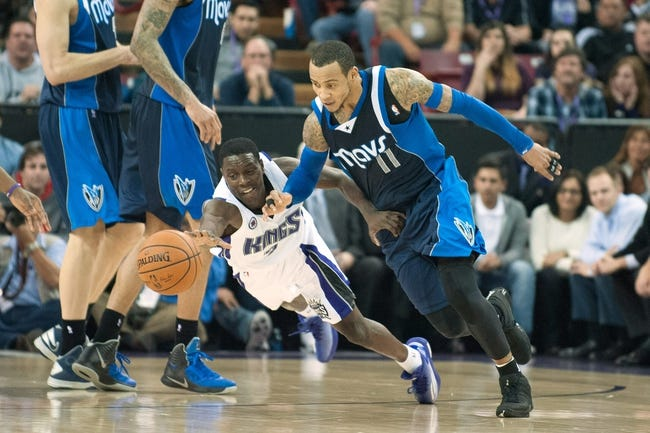 Kings vs. Mavericks - 2/5/15 NBA Pick, Odds, and Prediction