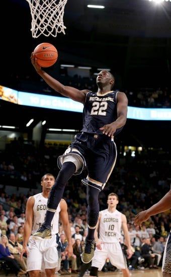 Notre Dame Fighting Irish vs. Miami Hurricanes - 1/17/15 College Basketball Pick, Odds, and Prediction