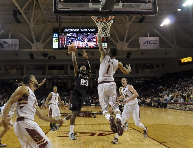 Harvard vs. Dartmouth - 1/24/15 College Basketball Pick, Odds, and Prediction