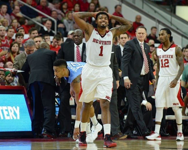 North Carolina State vs. Notre Dame - 1/25/15 College Basketball Pick, Odds, and Prediction