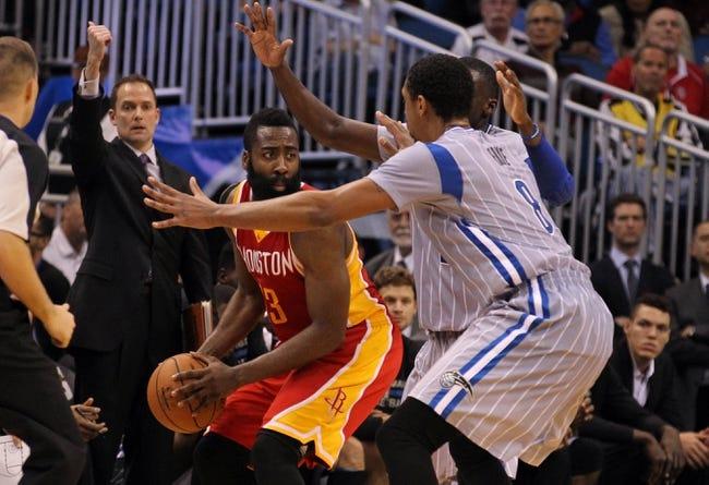 Houston Rockets vs. Orlando Magic - 3/17/15 NBA Pick, Odds, and Prediction