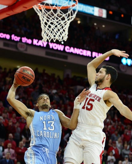 North Carolina Tar Heels vs. North Carolina State Wolfpack - 2/24/15 College Basketball Pick, Odds, and Prediction