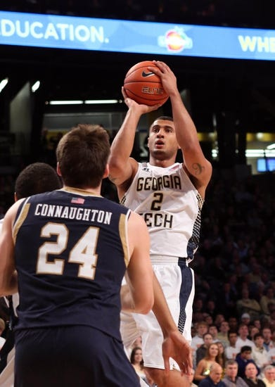 Virginia Cavaliers vs. Georgia Tech Yellow Jackets - 1/22/15 College Basketball Pick, Odds, and Prediction