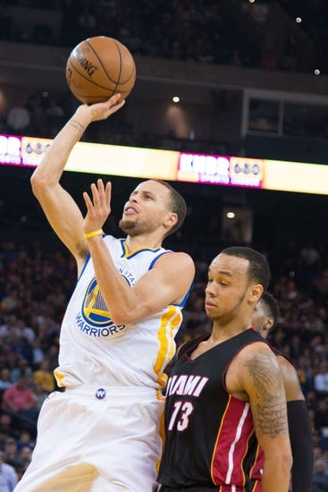 Golden State Warriors vs. Miami Heat - 1/11/16 NBA Pick, Odds, and Prediction