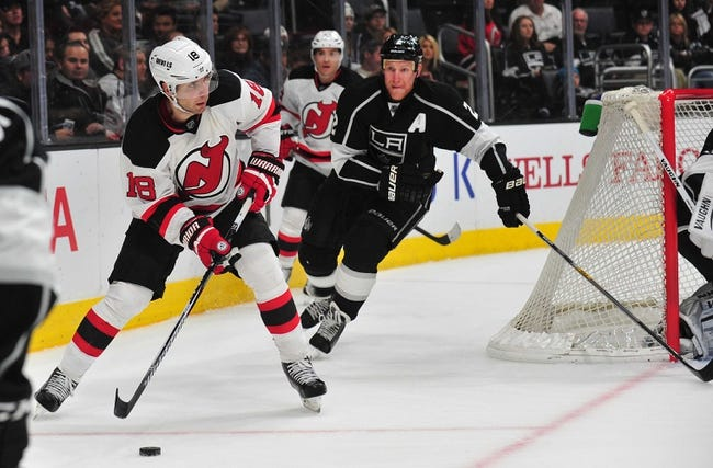 New Jersey Devils vs. Los Angeles Kings - 3/23/15 NHL Pick, Odds, and Prediction
