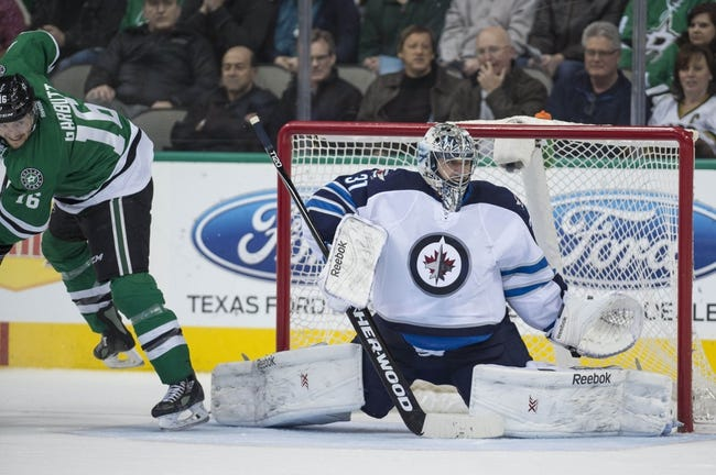 Winnipeg Jets vs. Dallas Stars - 1/31/15 NHL Pick, Odds, and Prediction