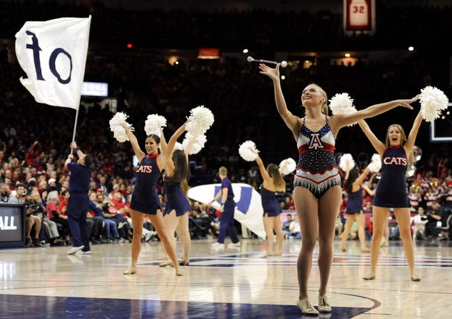 Colorado vs. Arizona - 2/26/15 College Basketball Pick, Odds, and Prediction