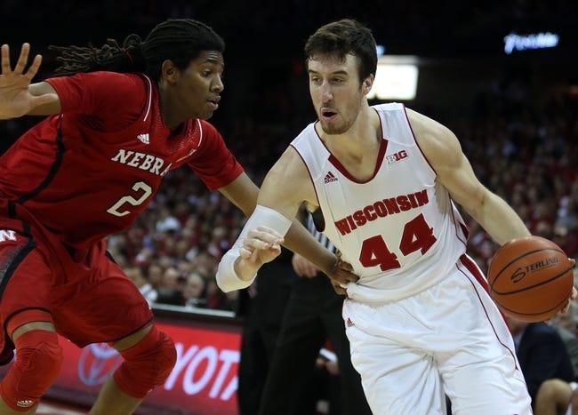 Wisconsin vs. Iowa - 1/20/15 College Basketball Pick, Odds, and Prediction