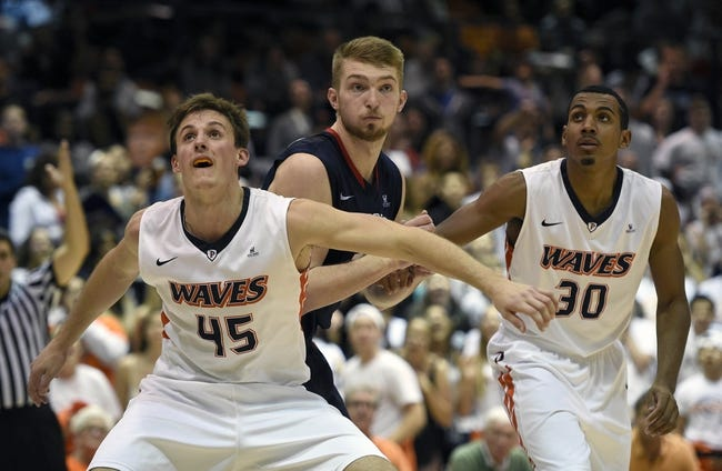 San Francisco Dons vs. Pepperdine Waves - 1/22/15 College Basketball Pick, Odds, and Prediction