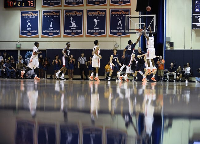 St. Mary's vs. Pepperdine - 1/31/15 College Basketball Pick, Odds, and Prediction