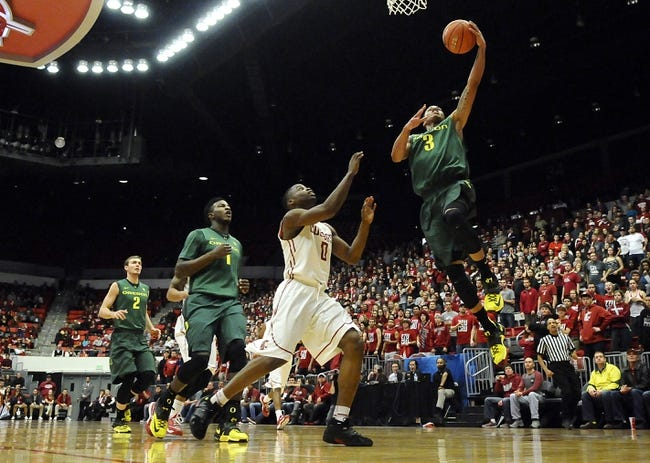 Oregon vs. Washington State - 2/8/15 College Basketball Pick, Odds, and Prediction