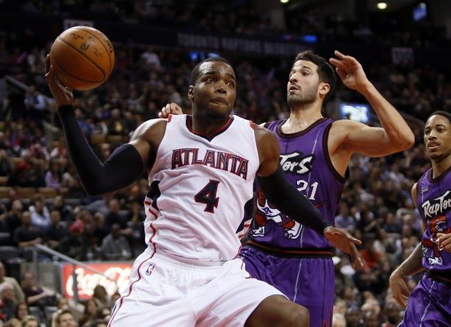 Hawks vs. Raptors - 2/20/15 NBA Pick, Odds, and Prediction