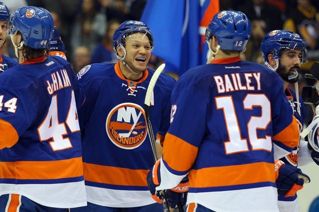 Islanders vs. Coyotes - 2/24/15 NHL Pick, Odds, and Prediction