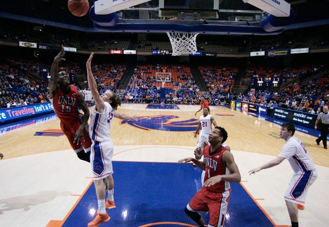 UNLV vs. Boise State - 2/18/15 College Basketball Pick, Odds, and Prediction