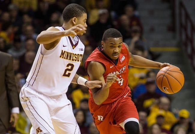 Rutgers vs. Michigan - 1/20/15 College Basketball Pick, Odds, and Prediction