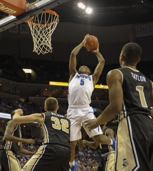 Memphis vs. Central Florida - 2/17/16 College Basketball Pick, Odds, and Prediction