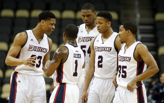 Duquesne vs. George Washington - 2/11/15 College Basketball Pick, Odds, and Prediction