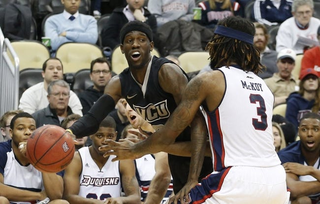 VCU vs. Duquesne - 1/20/16 College Basketball Pick, Odds, and Prediction